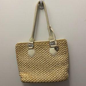 Brighton Woven Shoulder Bag